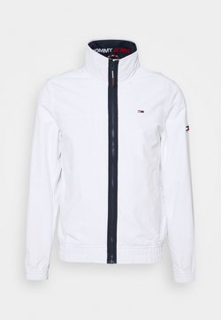 Tommy Jeans - ESSENTIAL CASUAL  - Kevyt takki - white