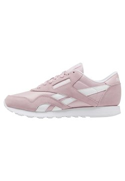 Reebok Classic - CLASSIC NYLON SHOES - Sneaker low - pink