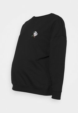 New Look Maternity - KOALA - Sudadera - black