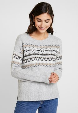 edc by Esprit - Pullover - light grey