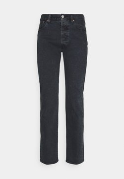 Levi's® - 501 ORIGINAL FIT UNISEX - Straight leg -farkut - dark indigo worn in