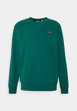 Levi's® - NEW ORIGINAL CREW UNISEX - Sweatshirt - greens