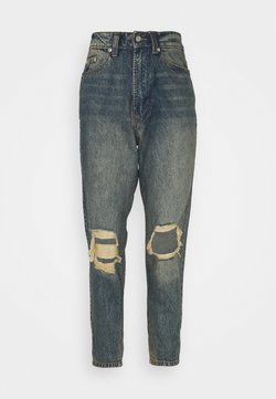 Missguided Petite - Relaxed fit jeans - blue