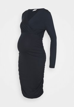 MAMALICIOUS - MLAIMY TESS DRESS - Fodralklänning - navy blazer