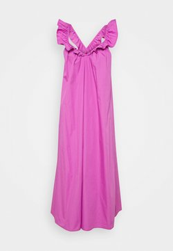 EDITED - FRANCESCA DRESS - Maxikleid - bodacious pink