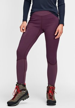 Mammut - ACONCAGUA LONG - Tights - blackberry