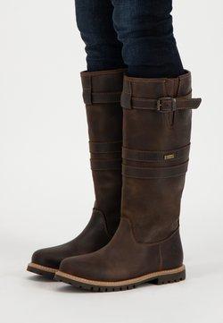 Travelin - ALERT - Stiefel - dark brown