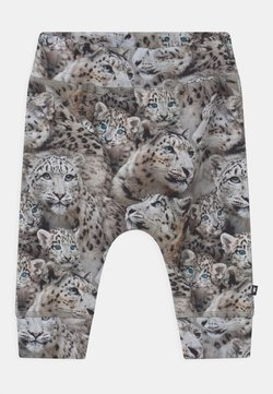 Molo - SAMMY UNISEX - Pantalones - grey/light grey