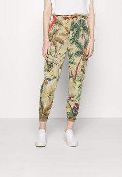 Desigual - PANT_TOUCHE - Spodnie materiałowe - brown
