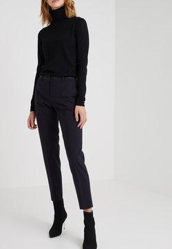 HUGO - HALUNA - Pantalon classique - dark blue