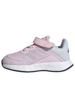 adidas Performance - DURAMO SL SHOES - Obuwie treningowe - clear pink/iridescent/halo blue