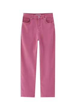 PULL&BEAR - Straight leg -farkut - pink