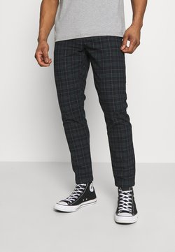 Redefined Rebel - KING PANTS - Trousers - mountain check
