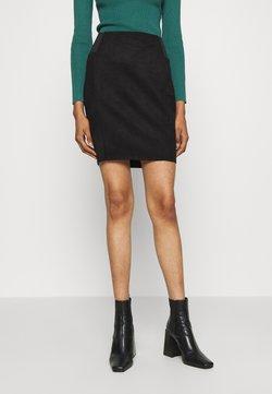 Vero Moda - VMCAVA SKIRT - Mini skirt - black
