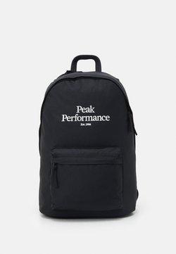 Peak Performance - BACKPACK UNISEX - Reppu - black