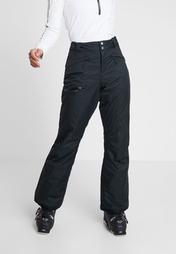 Columbia - WILDSIDE PANT - Snow pants - charcoal heather