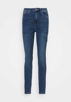 Vero Moda Tall - VMJOANA MOM  - Jean slim - medium blue denim