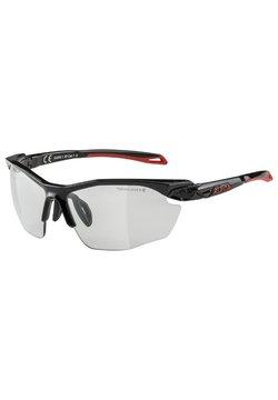 Alpina - TWIST FIVE - Sportbrille - black-red (a8592.x.32)