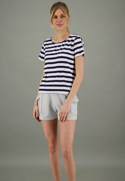 Better Rich - T-Shirt print - blau weiß