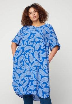 Zizzi - Freizeitkleid - blue