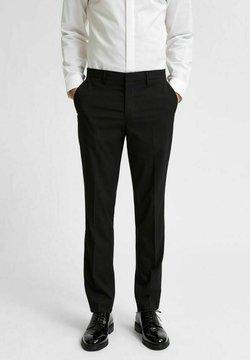 Selected Homme - Pantaloni eleganti - black