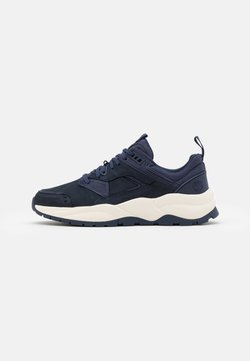 Timberland - TREE RACER - Sneaker low - navy