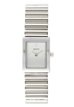 Seksy - Montre - silver-coloured