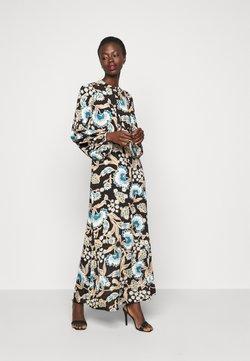 Vero Moda Tall - VMLOLA ANCLE DRESS - Maxikleid - black