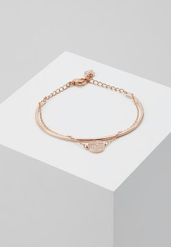 Swarovski - GINGER BANGLE - Armband - rose gold-coloured