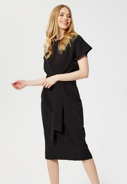 usha - Jersey dress - black