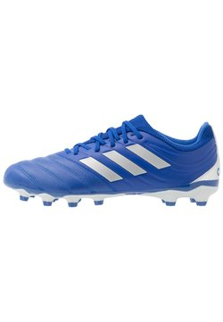 adidas Performance - COPA 20.3 MG - Fußballschuh Multinocken - royal blue/silvermetallic