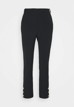 Patrizia Pepe - Spodnie materiałowe - nero