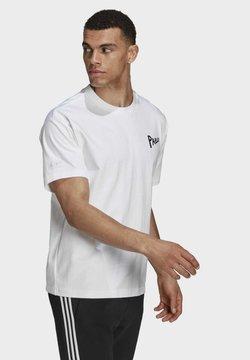 adidas Performance - PARLEY  - Printtipaita - white
