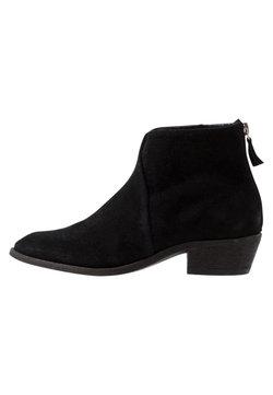 Pavement - SARA - Korte laarzen - black