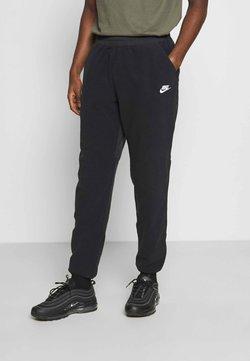 Nike Sportswear - PANT WINTER - Jogginghose - black/white