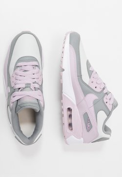 Nike Sportswear - AIR MAX 90 - Sneakers - particle grey/iced lilac/photon dust/white