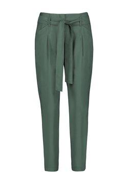 Taifun - Pantalon classique - evergreen