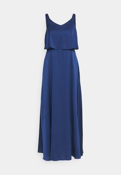 Molly Bracken - LADIES WOVEN DRESS - Cocktailkleid/festliches Kleid - navy blue