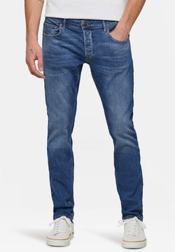 WE Fashion - DEX SLOANE - Slim fit jeans - blue