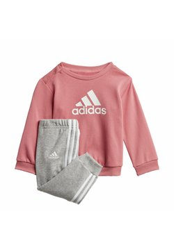 adidas Performance - BADGE OF SPORT FRENCH TERRY JOGGER - Dres - pink