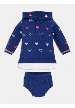 Guess - STICKEREI - Jumpsuit - blue