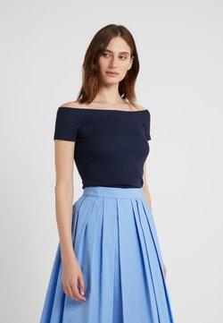 Lauren Ralph Lauren - T-Shirt basic - lauren navy