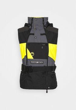 The North Face - STEEP TECH APOGEE VEST - Smanicato - lightning yellow/tnf black