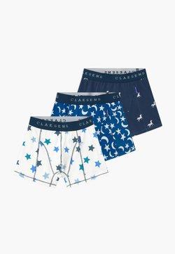 Claesen's - BOYS BOXER  3 PACK - Shorty - blue