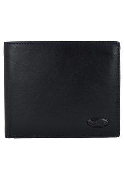 Bric's - MONTE ROSA RFID LEDER - Portefeuille - black