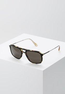 Prada - Lunettes de soleil - top black/medium havana
