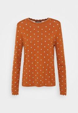 Esprit Collection - Strickpullover - rust brown