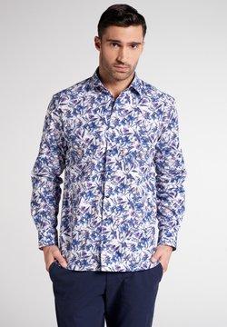 Eterna - COMFORT FIT - Hemd - blue/mint