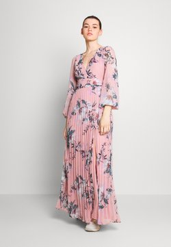 Nly by Nelly - IN LOVE WRAP GOWN - Maxikleid - multicoloured