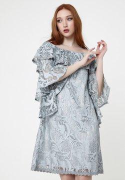 Madam-T - Cocktailkleid/festliches Kleid - grau